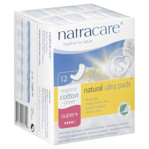 Absorvente Ultra Pads Super Plus - Natracare