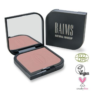 Satin Mineral Blush - 01 Old Rose Matte - Baims