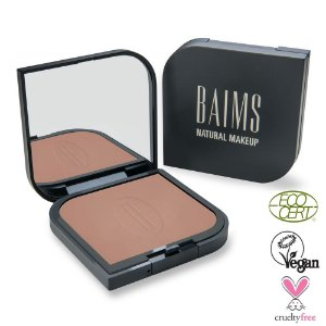 Satin Mineral Blush - 02 Peach Matte - Baims
