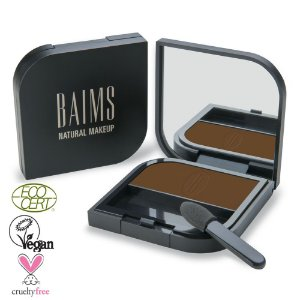 Sombra Mineral / Eyeshadow - 06 Chocolate Matte - Baims