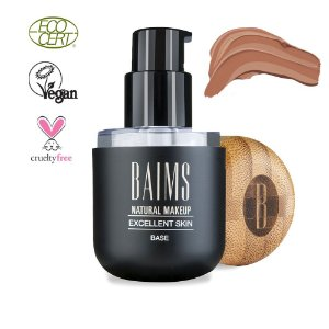 Base / Foundation Excellent Skin - 06 Avelã - Baims