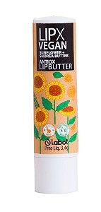 LIPX ANTIOX - Lipbutter - Vegano  -  4,6gr -  Labot