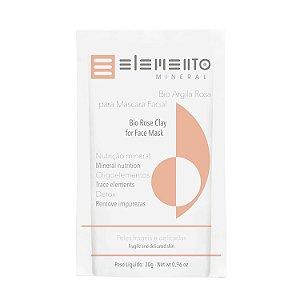 Bio Argila Rosa  30 g   -  Elemento Mineral