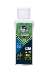 Tattoo Color Care Masculino  Hidrantante Corporal Vegano  -  36ml  -  MBoah Vencimento 11/2018  Outlet