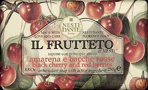 Sabonete Il Frutteto Amarena e Frutas Vermelhas  -  Nesti Dante  -  250g