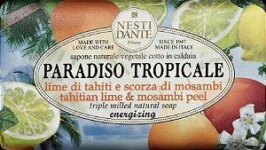 Sabonete Paradiso Tropicale Lima do Thaiti e Casca  -  Nesti Dante  -  250g