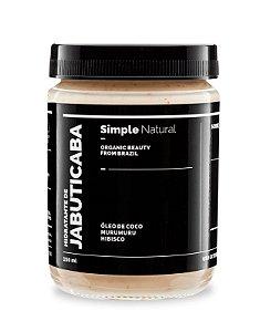 Hidratante Corporal  Jabuticaba  -  150ml  -  Simple Organic
