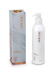 Shampoo Orgânico - Low Poo Orgânico Certificado  Ser +    250 ml  -  Souvie