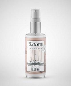 Leite de Limpeza  Facial com Aloe Vera - 55ml -  Almanati