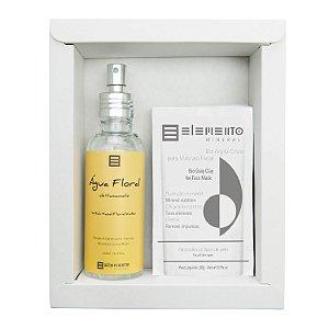 Kit Água Floral de Hamamelis  -  Elemento Mineral