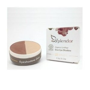 Duo de Sombras Natural e Vegano Sands of Time   3,5g   -  Splendor