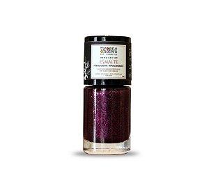 Esmalte Hipoalergênico Fortalecedor Argan Vegano  Pink  Cor 611    10ml  -  Twoone Onetwo