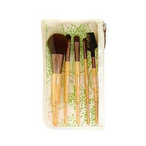 Kit de Pincel para Maquiagem - ECOTOOLS