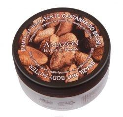 Manteiga Hidratante Corporal Castanha do Brasil com Cupuaçu, Açaí e Babosa 196g - Arte dos Aromas