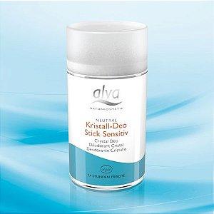 Desodorante Stick Kristall-Deo Sensitive  Vegano 120g  -  Alva