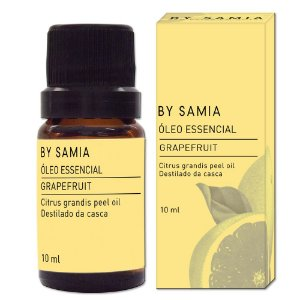 Óleo Essencial de Grapefruit 10 ml - By Samia