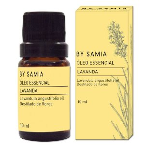 Óleo Essencial de Lavanda  10ml- By Samia