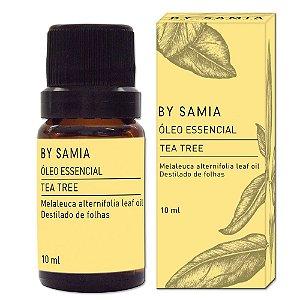 Óleo Essencial de Tea Tree 10ml - By Samia