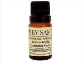 Óleo Essencial de Sândalo Amirys 10ml - By Samia