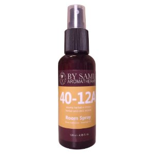 Room Spray 40-12A Citrus  120ml - By Samia