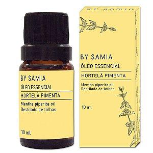 Óleo Essencial de Hortelã Pimenta 10ml - By Samia