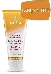 Creme Dental de Calêndula 75ml - Weleda
