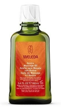 Óleo de Bétula para Massagem com Arnica 50ml - Weleda