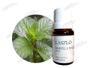 Oleo Essencial de Hortelã Pimenta - GT EUA - 10,1ml - Laszlo