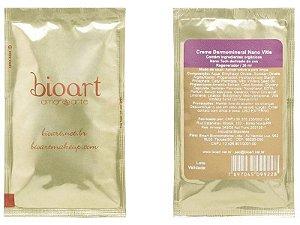 Creme Facial Bioresveratrol (Dermo Vitis) com Argila e Orquídea - Sachê 30ml - Bioart