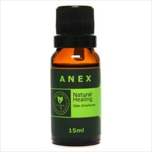 Anex - Emoliente e Fortalecedor Natural  15ml - By Samya
