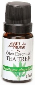 Óleo Essencial de Tea Tree / Melaleuca 10ml - Arte dos Aromas