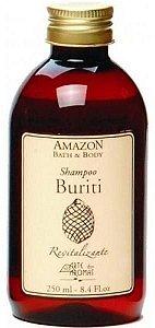 Shampoo Buriti - Revitalizante - Cabelos Normais 250ml - Arte dos Aromas