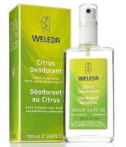 Desodorante de Citrus 100ml - Weleda