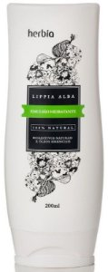 Emulsão Hidratante Orgânica Lippia Alba  200ml - Herbia