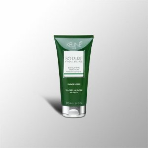 Exfoliating Treatment Anti Caspa 100ml - Keune so Pure