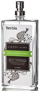 Água Perfumada Orgânica Lippia Alba 100ml - Herbia