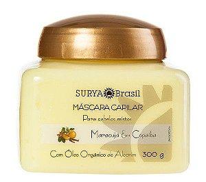 Máscara Capilar Maracujá e Copaíba 300g - Surya