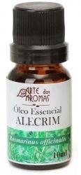 Óleo Essencial de Alecrim 10ml - Arte dos Aromas