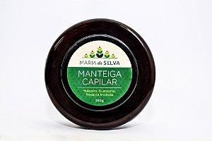 Manteiga Capilar Maria da Selva - Cativa Natureza