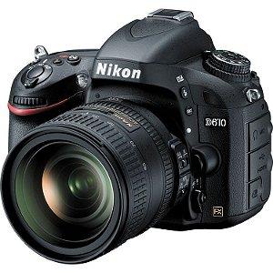 NIKON D610 C/24-85mm 3.5-4.5