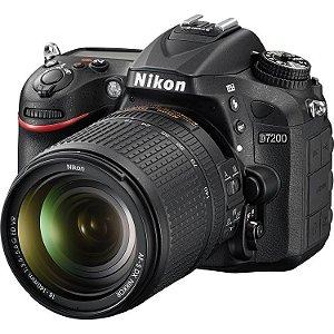NIKON D7200 C/18-140mm 3.5-5.6