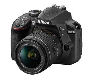 NIKON D3400 C/18-55mm 3.5-5.6 VR II