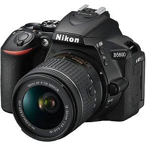 NIKON D5600 C/18-55mm 3.5-5.6 VR II