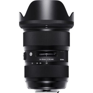 LENTE SIGMA 24-35mm F/2 DG HSM ART PARA CANON
