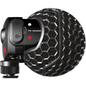 Microfone Condenser Rode Stereo VideoMic X