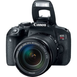 CANON EOS T7i KIT 18-135MM 3.5-5.6 IS STM