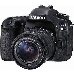 CANON EOS 80D C/ 18-55mm STM
