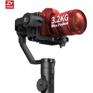 ESTABILIZADOR ZHIYUN CRANE 2 COM FOLLOW FOCUS