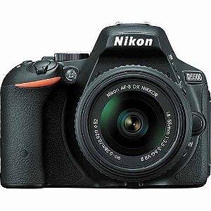 NIKON D5500 C/ LENTE 18-55MM VR
