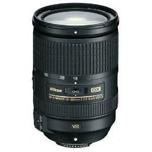LENTE NIKON AF-S DX NIKKOR 18-300mm f/3.5-5.6G ED VR